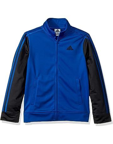 c1ab0f5532f adidas Boys' Tiro and Tricot Jackets