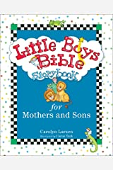 Little Boys Bible Storybook for Mothers and Sons Kindle Edition