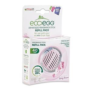 Ecoegg EEDER40SB Dryer Egg Refills, Spring Blossom