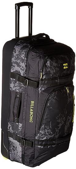 f00b70900c91 Amazon.com: Billabong Men's Booster Travel Bag, Black, One Size ...