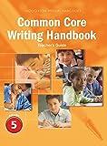 Journeys: Writing Handbook Teacher's Guide Grade 5