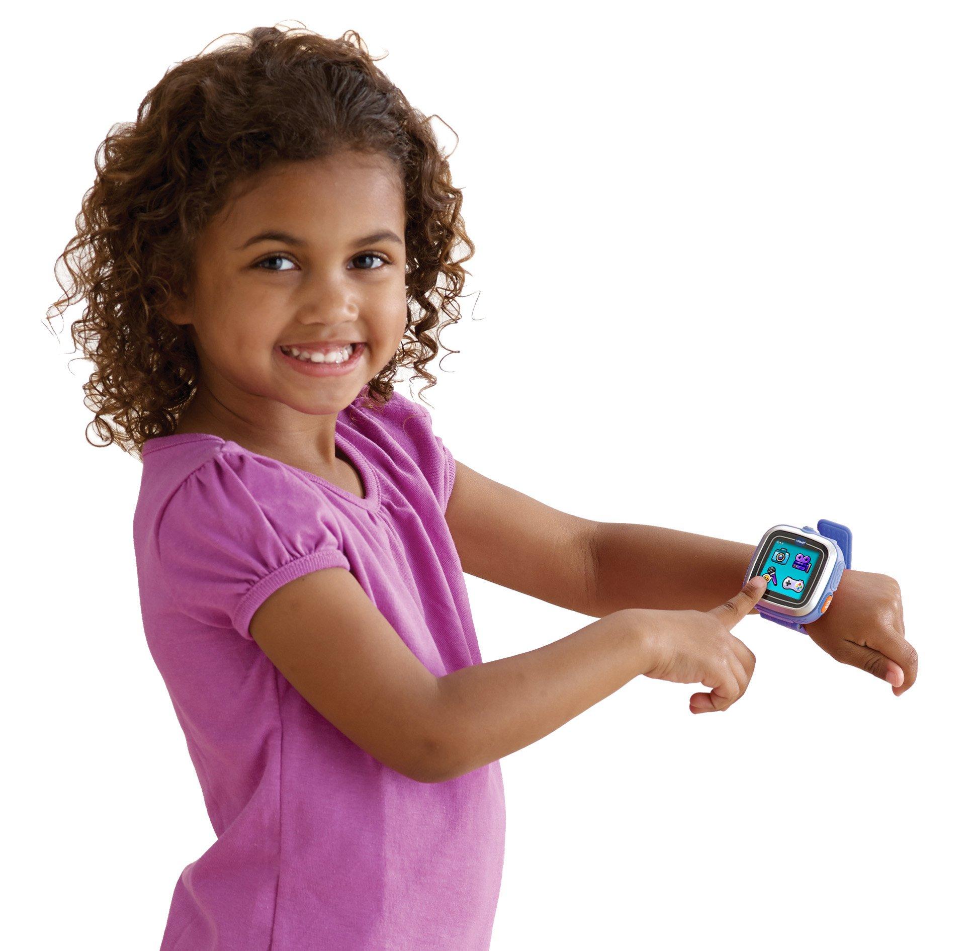 VTech Kidizoom Smartwatch, Blue (Discontinued by manufacturer) by VTech Kidizoom (Image #5)