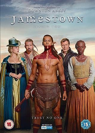 Amazon com: Jamestown Season 2 [DVD] [2018]: Naomi Battrick