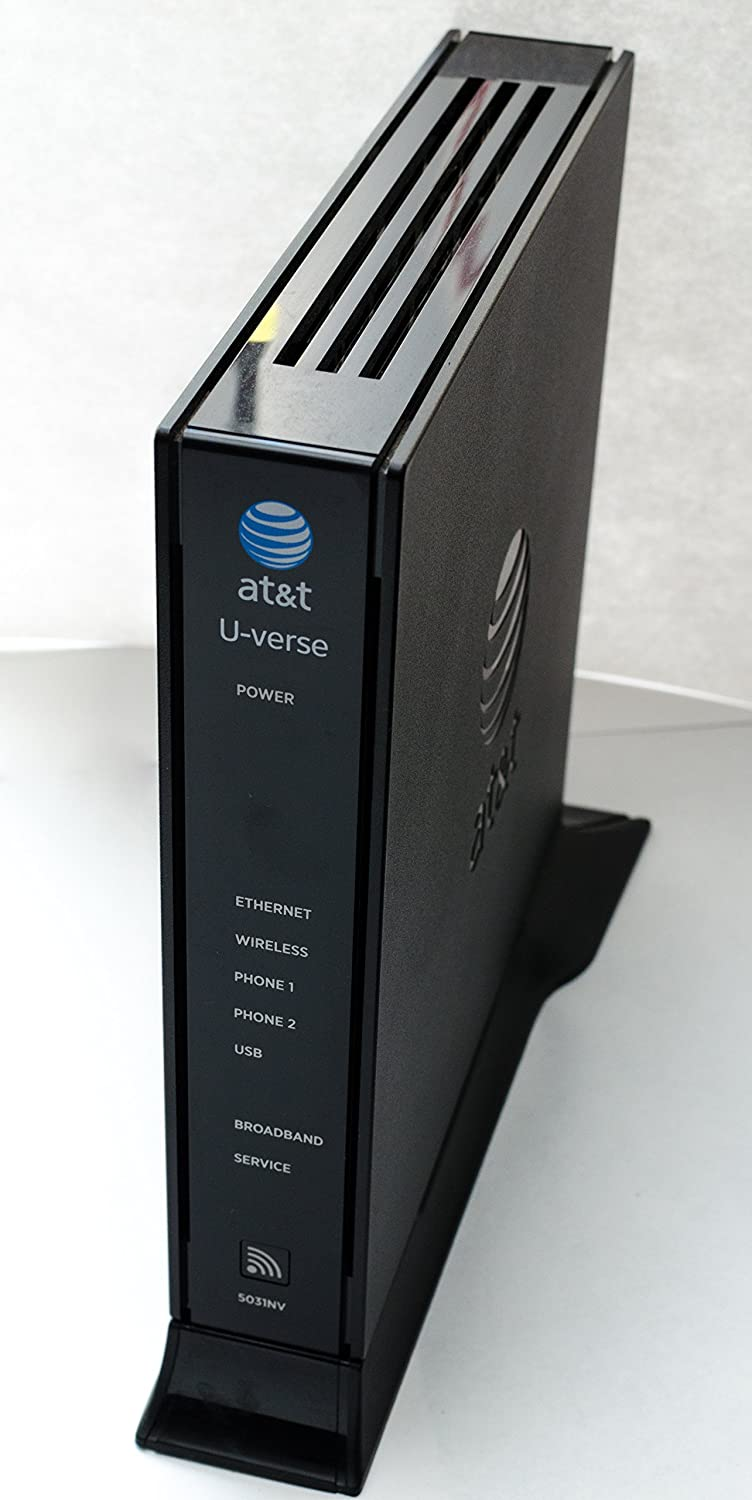 Amazon.com: AT&T U-Verse Modem 5031NV Pace: Computers & Accessories