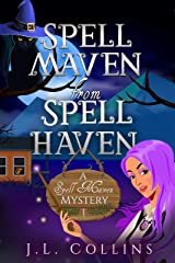 Spell Maven from Spell Haven (Spell Maven Mystery Book 1) Kindle Edition