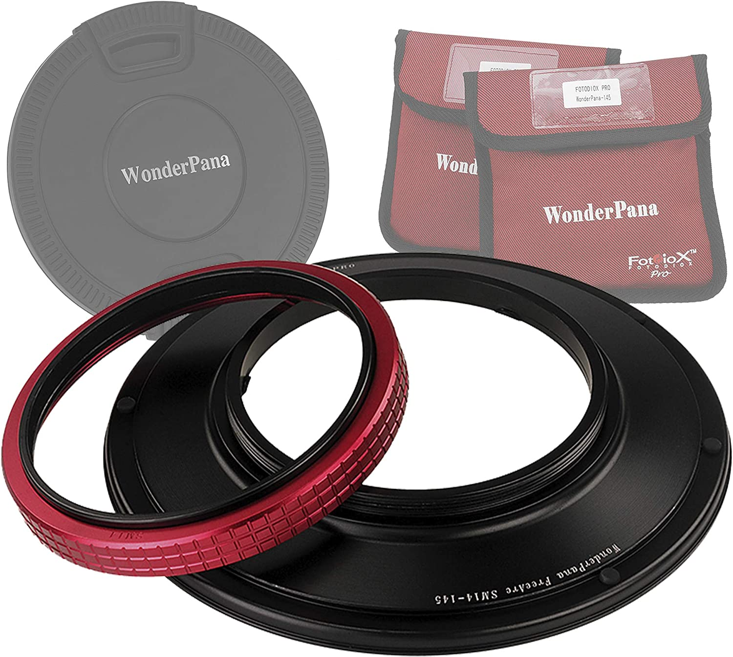 WonderPana FreeArc 145mm Rotating Filter Holder Compatible with Sigma 14mm f//2.8 EX HSM RF Lens