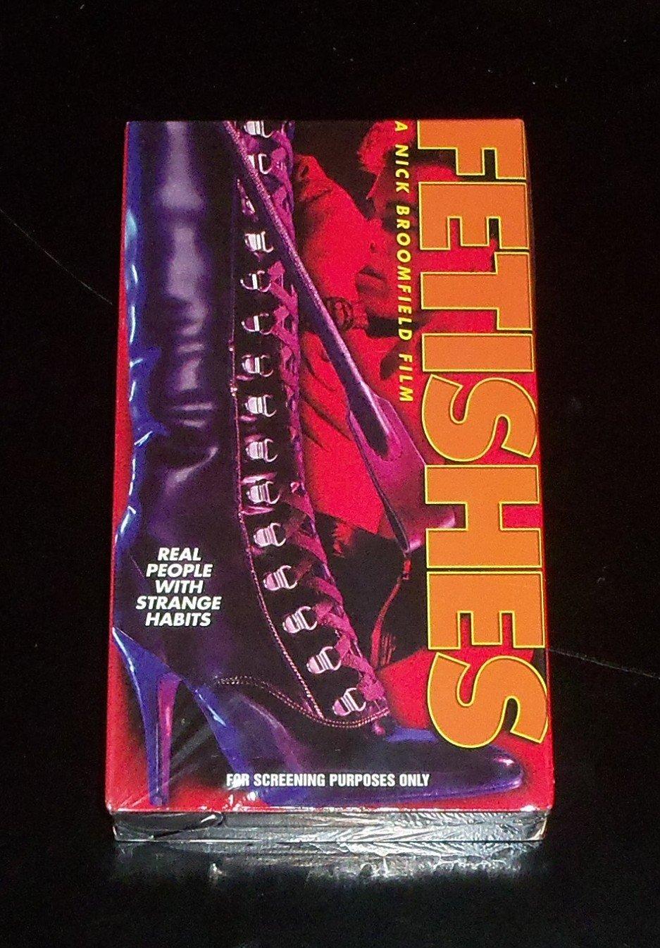Amazon.com: Fetishes [VHS]: Mistress Beatrice, Nick Broomfield, Mistress Catherine, Mistress Delilah, Mistress Natasha, Mistress Raven, Elissa Wald, ...