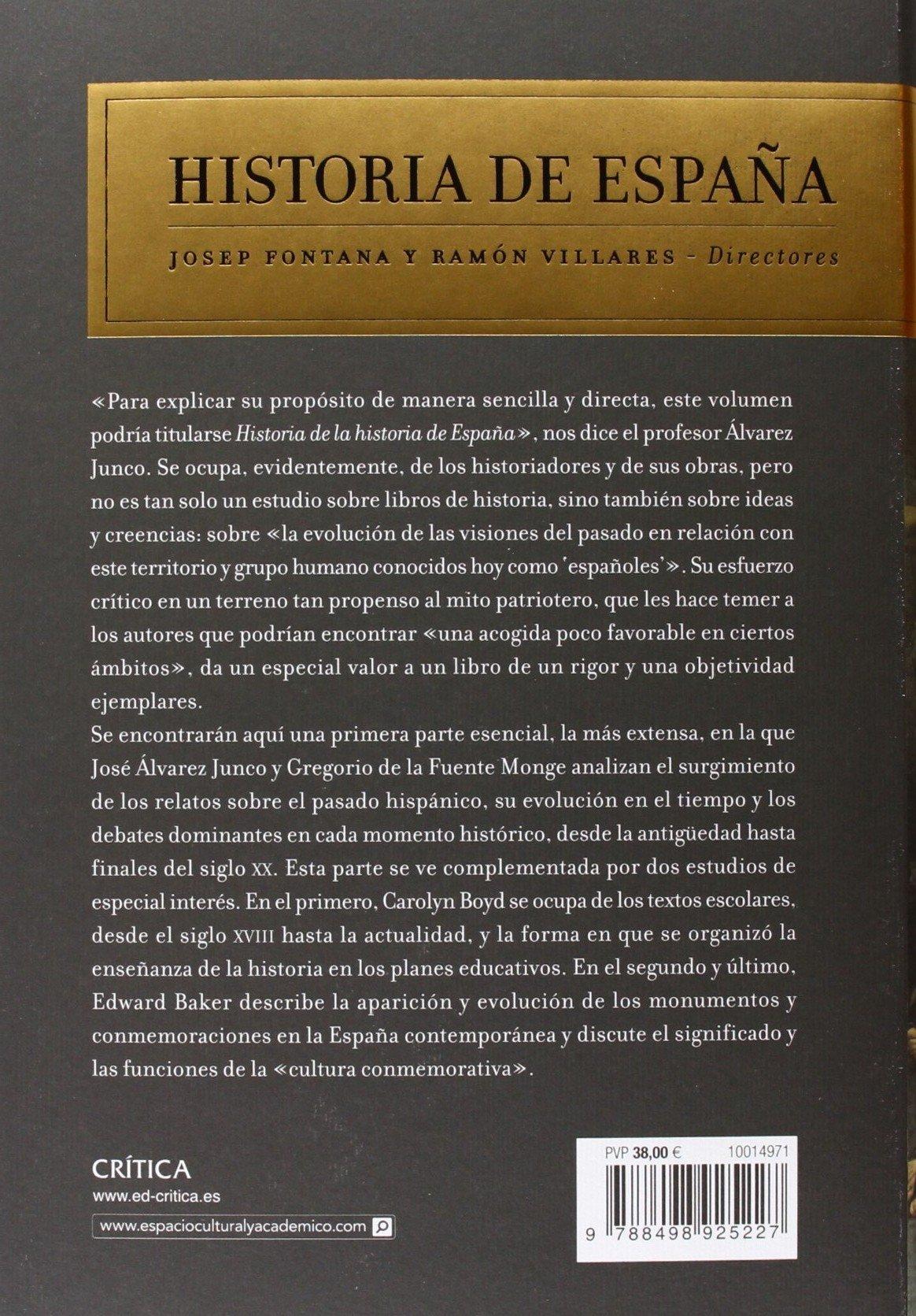 Las Historias de España: Historia de España Vol. 12: Amazon.es ...