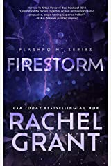 Firestorm (Flashpoint Book 3) Kindle Edition