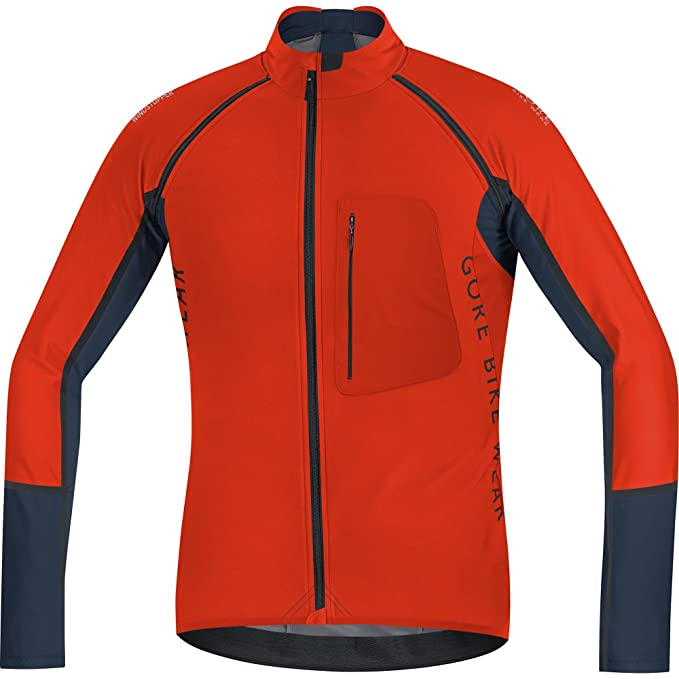Amazon.com: Gore Bike Wear Alp-X Pro Windstopper Soft Shell ...