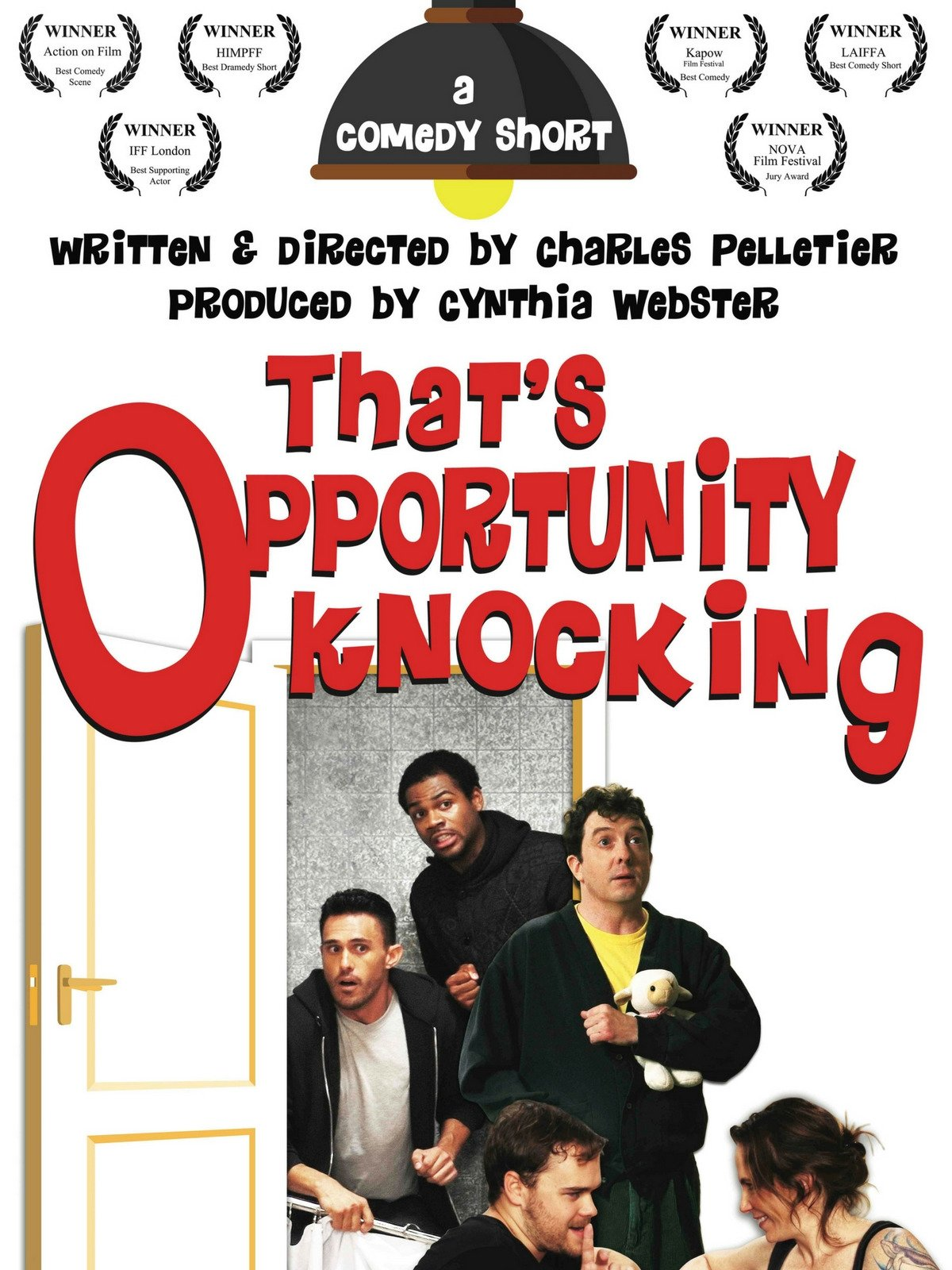 That's Opportunity Knocking on Amazon Prime Video UK