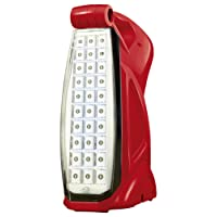 Eveready HL52 39-LEDs Rechargeable Home Light (Red)