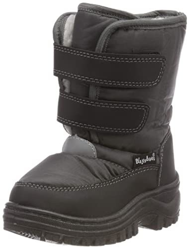 Talla frecuencia Benigno  Botas de Nieve para Niñas Playshoes Zapatos de Invierno Estrellas lookool.ro