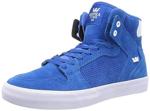 Supra Vaider, Zapatillas de Estar por casa para Hombre, Azul-Blau (Royal White RWT), 37.5 EU: Amazon.es: Zapatos y complementos