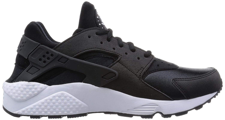 Nike Damen Air Huarache Huarache Huarache Run Laufschuhe  Schwarz (schwarz schwarz-Weiß)  42.5 EU 26aca9