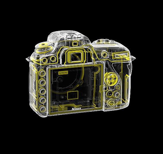Nikkon D7500 - Cámara réflex digital de 20.9 Mp (pantalla LCD 3.2 ...
