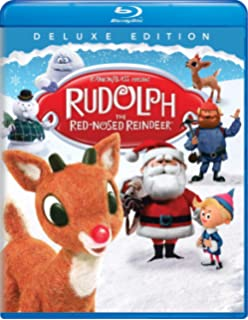 385419c10de55 Amazon.com  Rudolph the Red-Nosed Reindeer  Blu-ray   Billie Mae ...