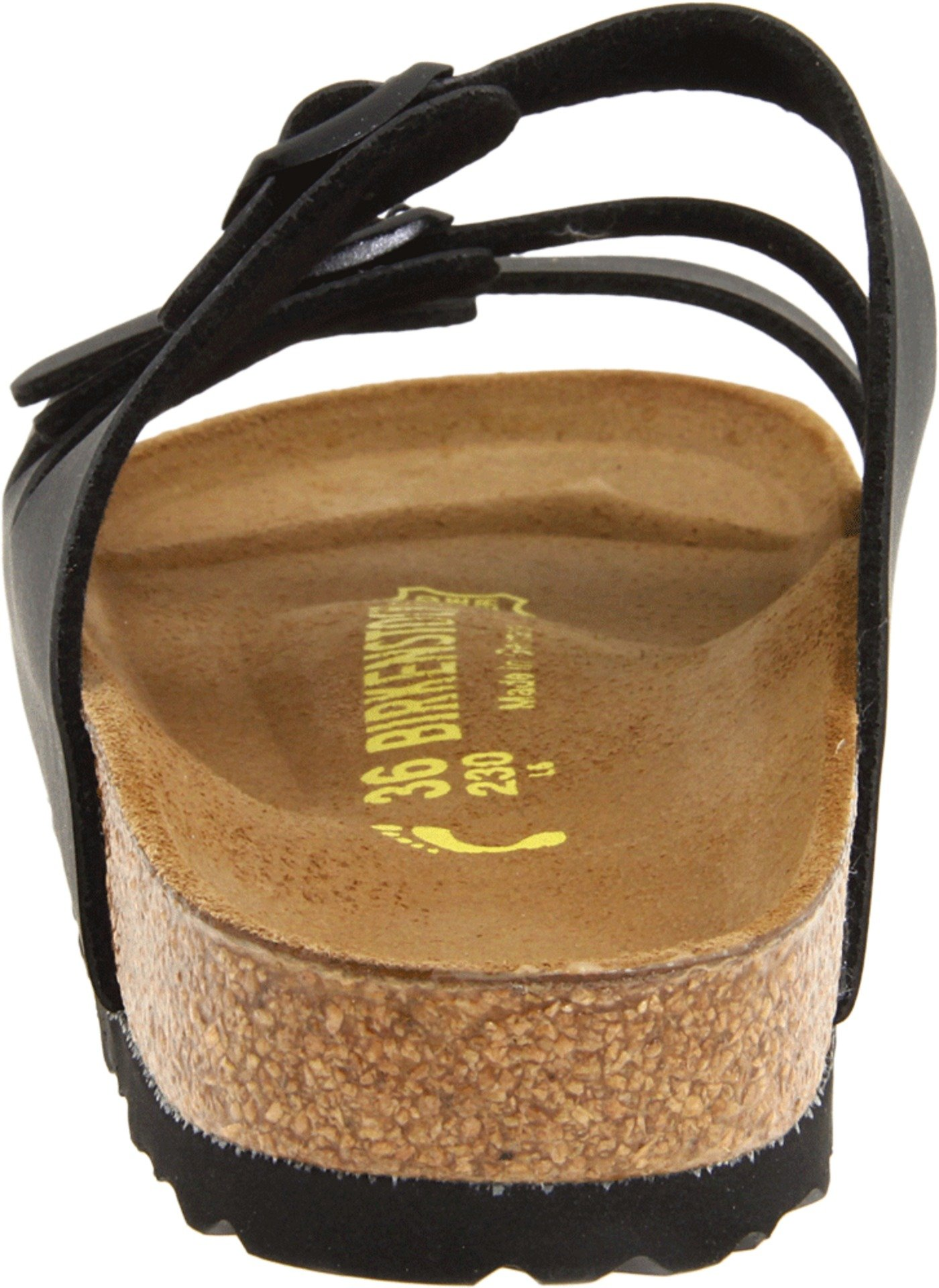 Birkenstock Women's Florida Sandals,Black,38 N EU / 7-7.5 AA(N) US by Birkenstock (Image #2)