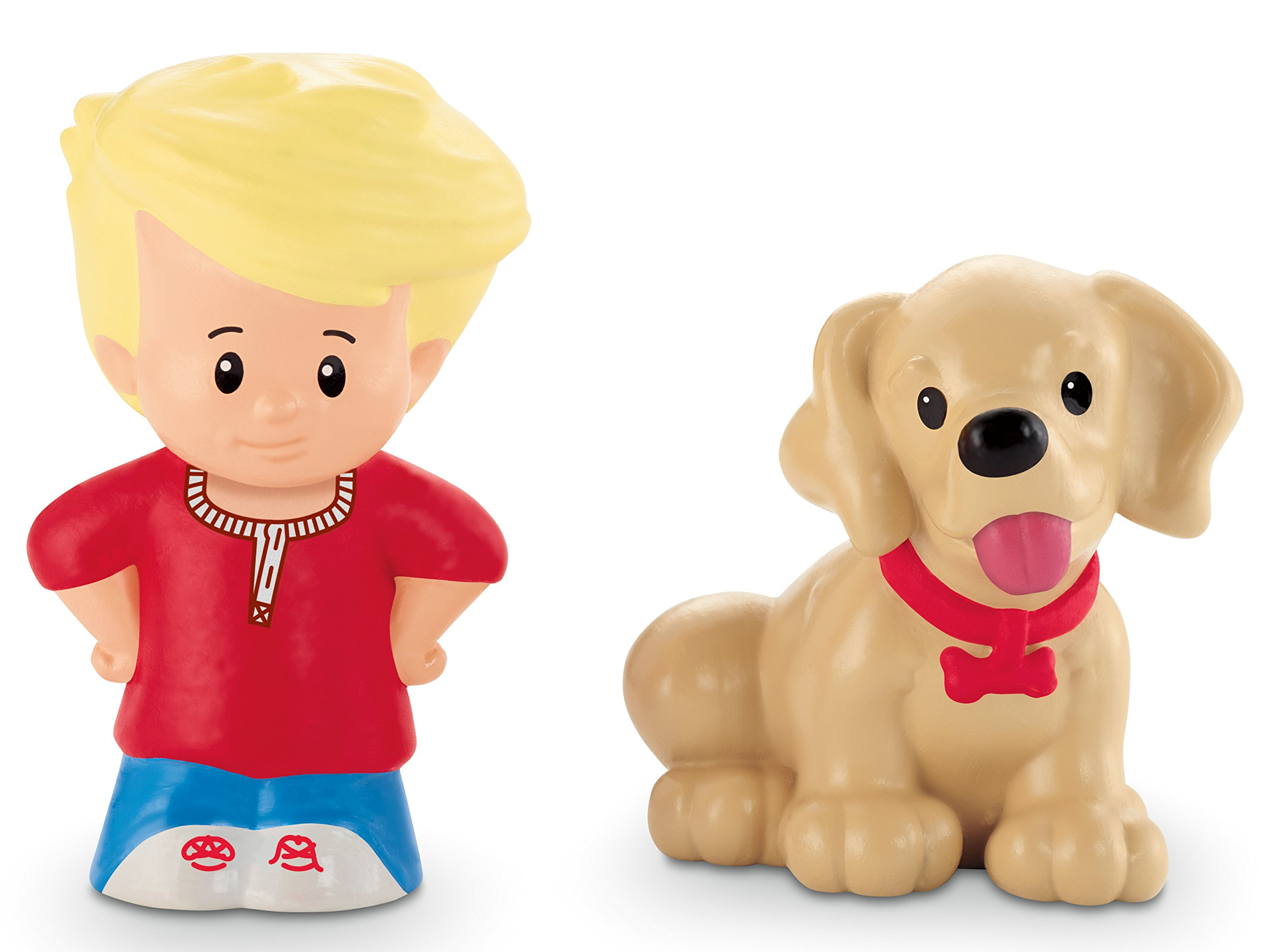 Fisher-Price Little People Eddie& Dog