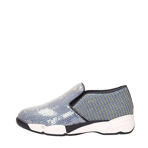 Pinko - Zapatillas para mujer Blu Oro uLKPw0535g