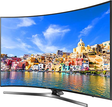 Samsung Curved 4K Ultra HD Smart LED TV4 de 55 Pulgadas: Amazon.es ...