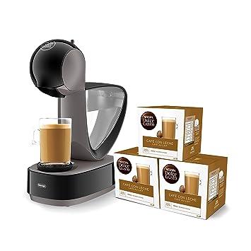G - Cafetera de cápsulas Nestlé Dolce Gusto, 15 bares de presión, ...