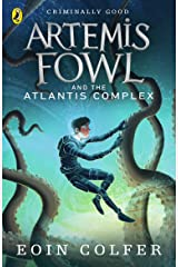 Artemis Fowl And The Atlantis Complex Paperback