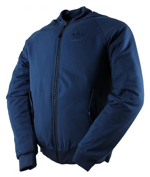 Small it X Blue Bomber Adidas Uomo Abbigliamento Giacca Amazon ncZWFPUHx