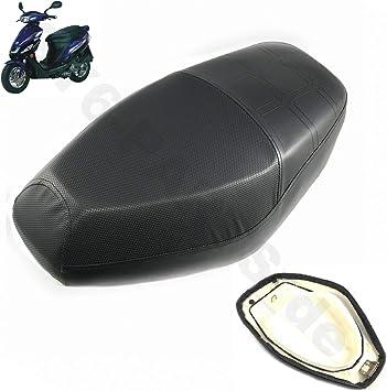 Sitzbank Zweisitzer Z B Für Baotian Bt49 50qt 9 Adly Ering Sprint 50 Speedy 50 Rex Moto