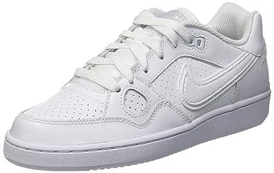 Nike Damen Wmns Son of Force Sneaker Schwarz