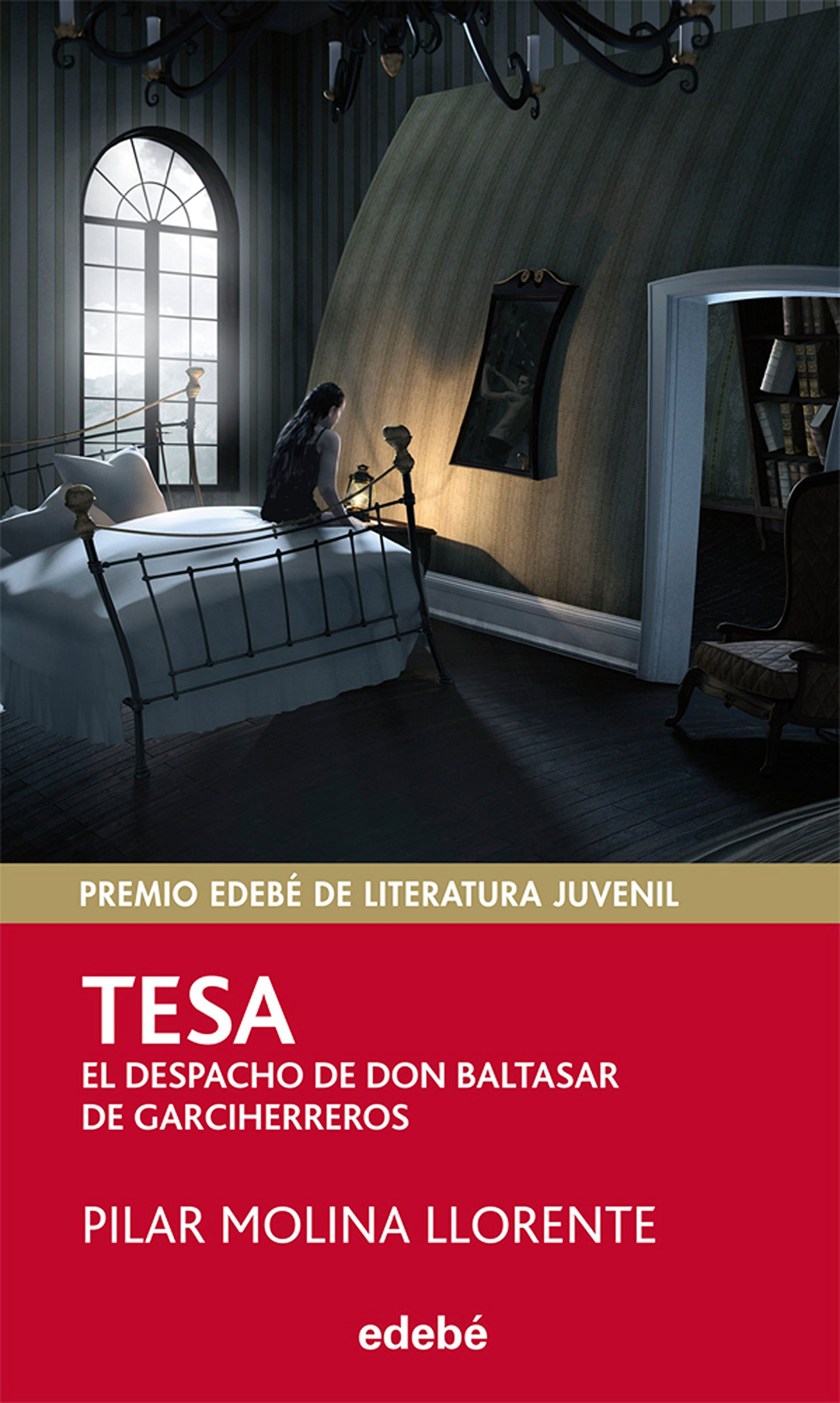 Premio EDEBÉ 2013 XXI edición JUVENIL: TESA-EL DESPACHO DE DON BALTASAR DE GARCIHERREROS Periscopio: Amazon.es: Pilar Molina LLorente: Libros