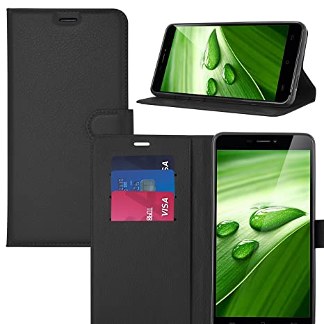 Funda Galaxy Note 8 Carcasa, KuGi Slim Flip Cover Carcasa ...