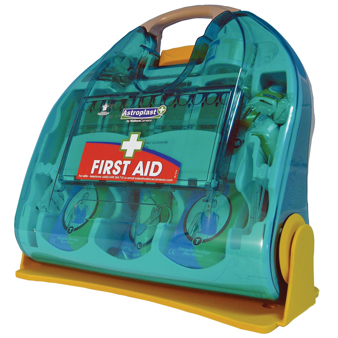 Astroplast Adulto Premier 50 Person First Aid Kit by Astroplast