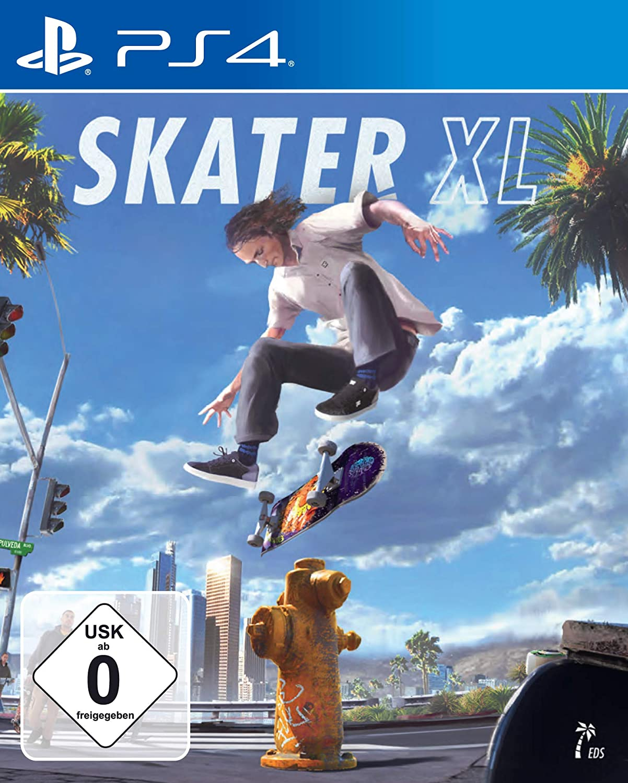 Tony Hawk's Pro Skater 5 – Standard Edition – PS4 (Kopie)