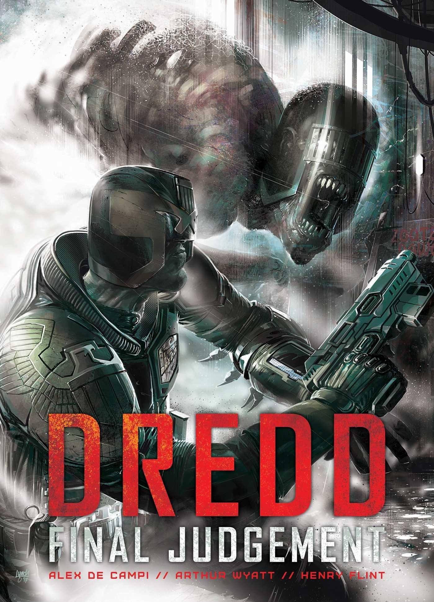Dredd: Final Judgement pdf epub