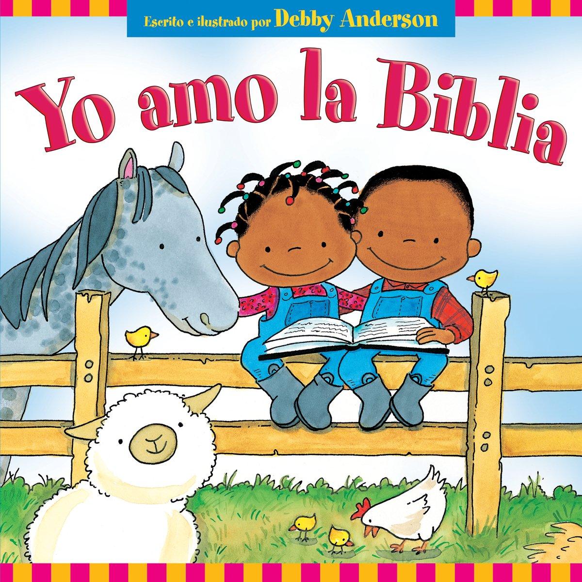 Download Yo amo la Biblia (Spanish Edition) PDF