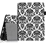 "Fintie Folio Case for Kindle Fire HD 7"" (2013 Old Model) - Slim Fit Folio Case with Auto Sleep / Wake Feature (will only fit Amazon Kindle Fire HD 7, Previous Generation - 3rd), Versailles"