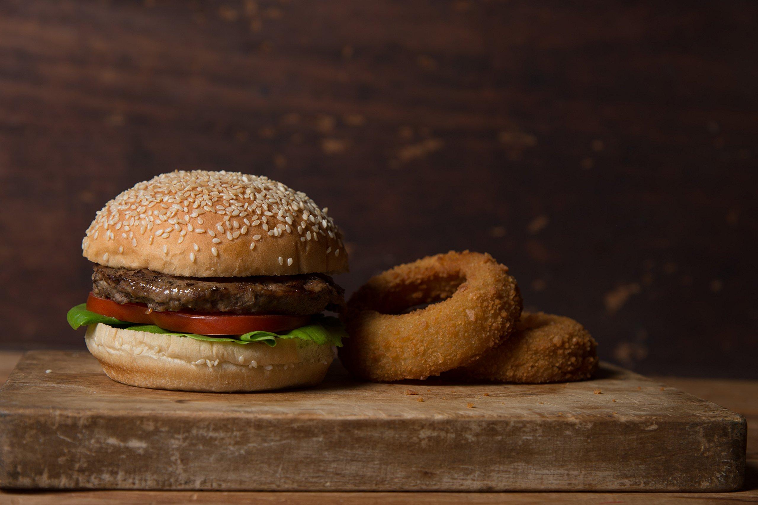 Devault Foods 100% Angus Chuck 5.3 Hamburger 80/20 by Devault Foods