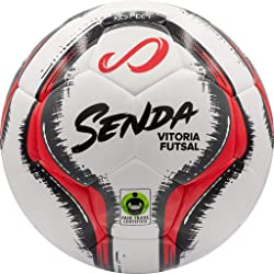 Senda Vitoria Match Futsal Ball, Fair Trade Certified