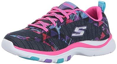 7c35f03b7b93 Skechers Kids Trainer Lite Sneaker  Buy Online at Low Prices in ...