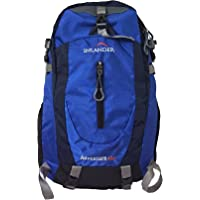 Inlander A2ZIL1018BLBP Polyester Rucksack with Rain Cover, Medium (Blue)