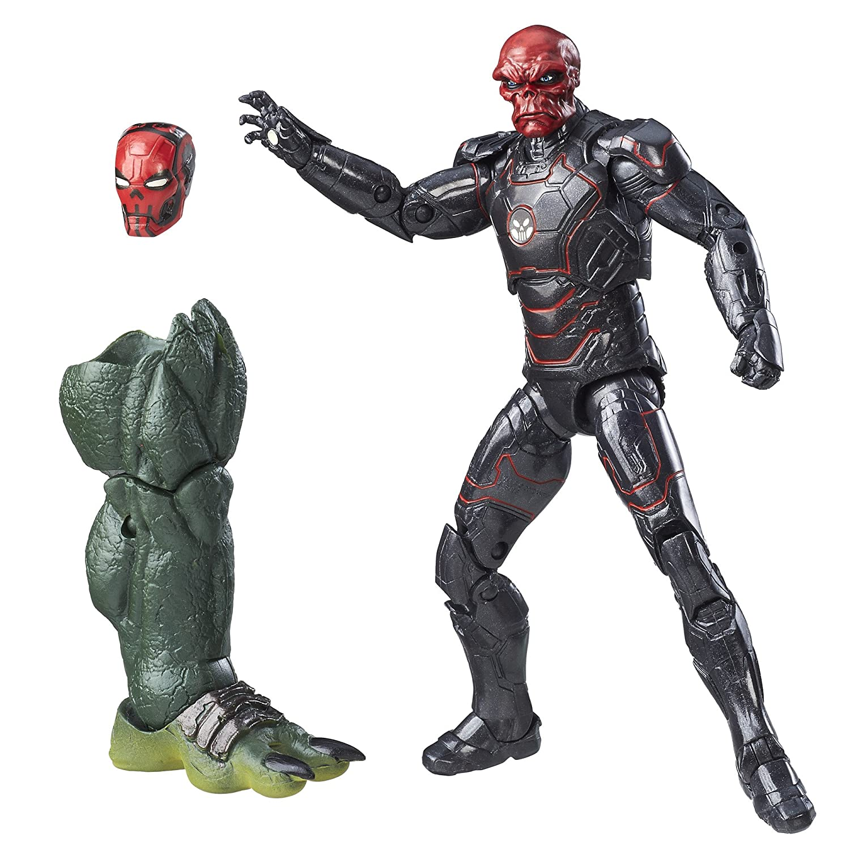 Marvel 6 Legends Series Iron Skull