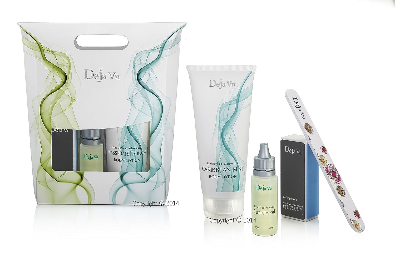 Amazon.com : Deja Vu Nail Care Collection Kit: Body Lotion ...