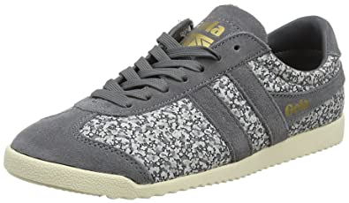 eae2920a8ea51 Gola Women's Bullet Liberty Pp Grey Trainers: Amazon.co.uk: Shoes & Bags