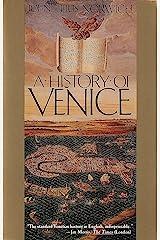 A History of Venice Paperback