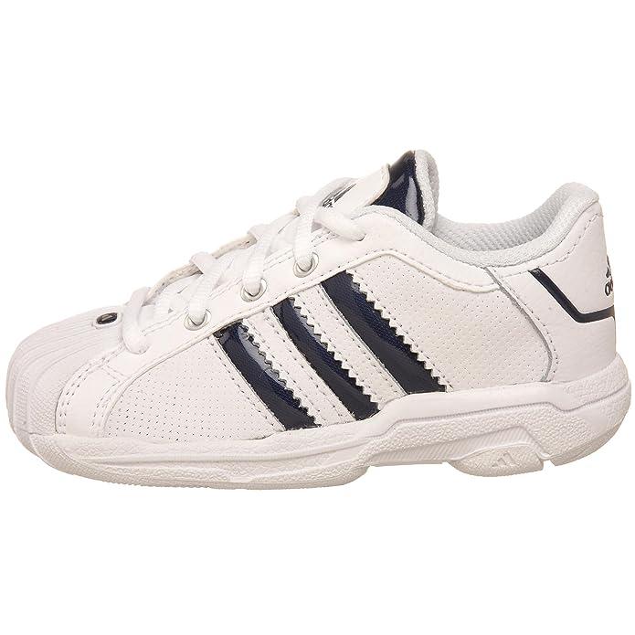 bde9fe631b2e Amazon.com  adidas Infant Toddler Superstar 2G Ultra Basketball Shoe ...
