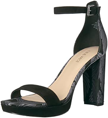 7026ea681ff Nine West Women s Dempsey FABIC Heeled Sandal