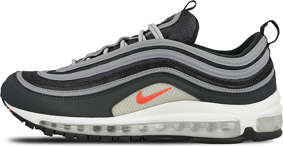 Escarpa Auto Nos vemos  Nike Men's Air Max 97 Essential Track & Field Shoes: Amazon.co.uk: Shoes &  Bags