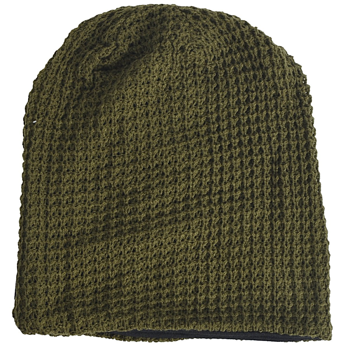 8f490632dd3 FORBUSITE Mens Slouchy Long Beanie Knit Cap for Summer Winter ...