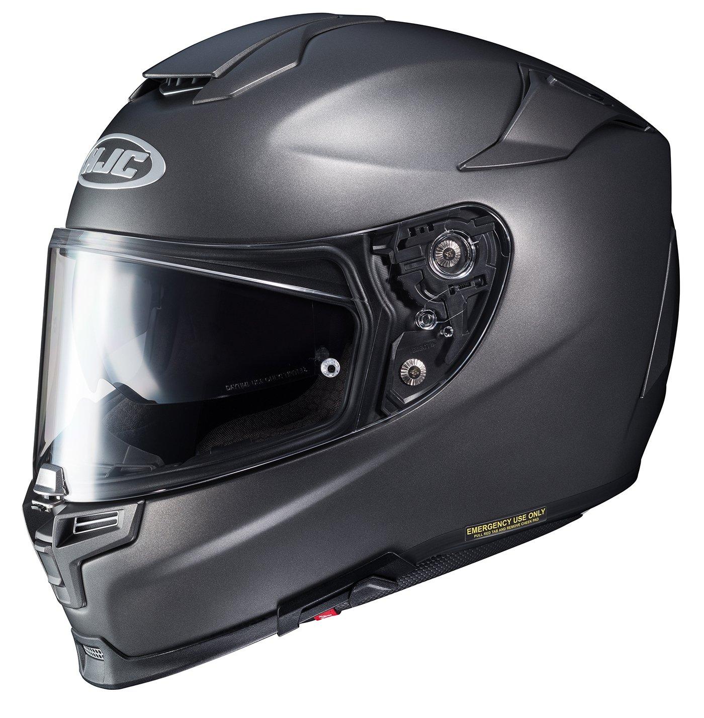 HJC Helmets 1690-653 Titanium Medium RPHA-70 ST Helmet